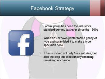 Comic figure PowerPoint Template - Slide 6