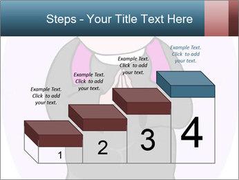 Comic figure PowerPoint Template - Slide 64