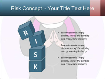 Comic figure PowerPoint Template - Slide 81