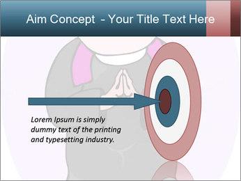 Comic figure PowerPoint Template - Slide 83