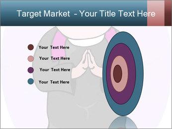Comic figure PowerPoint Template - Slide 84