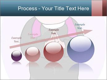 Comic figure PowerPoint Template - Slide 87
