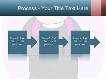 Comic figure PowerPoint Template - Slide 88