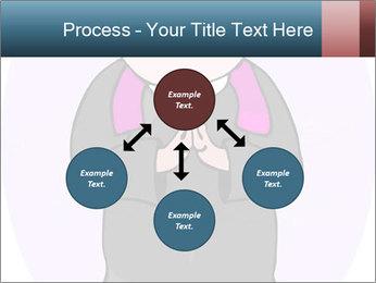 Comic figure PowerPoint Template - Slide 91