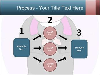 Comic figure PowerPoint Template - Slide 92