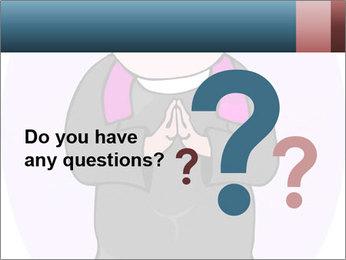 Comic figure PowerPoint Template - Slide 96