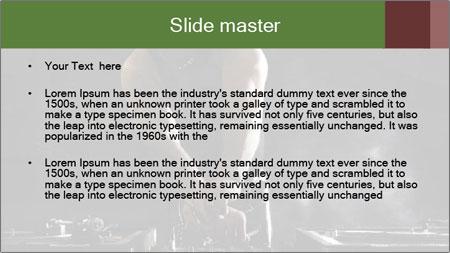 DJ Mixing PowerPoint Template - Slide 2