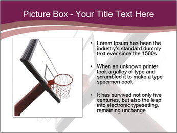 Basketball board PowerPoint Templates - Slide 13