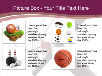 Basketball board PowerPoint Templates - Slide 14
