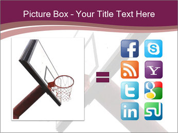 Basketball board PowerPoint Templates - Slide 21