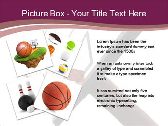 Basketball board PowerPoint Templates - Slide 23