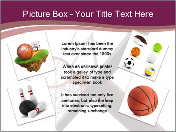 Basketball board PowerPoint Templates - Slide 24
