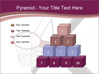 Basketball board PowerPoint Templates - Slide 31