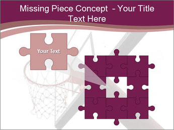 Basketball board PowerPoint Templates - Slide 45