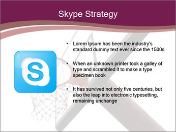 Basketball board PowerPoint Templates - Slide 8