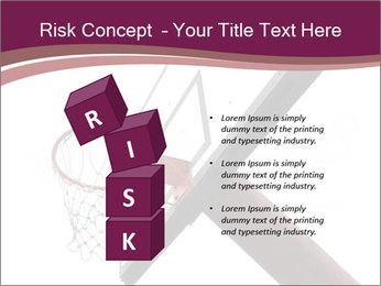 Basketball board PowerPoint Templates - Slide 81