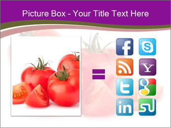 Tomato vegetables PowerPoint Template - Slide 21