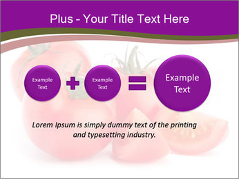 Tomato vegetables PowerPoint Template - Slide 75