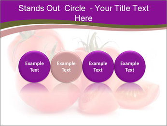 Tomato vegetables PowerPoint Template - Slide 76