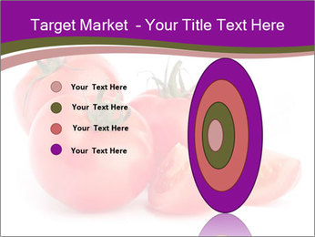 Tomato vegetables PowerPoint Template - Slide 84