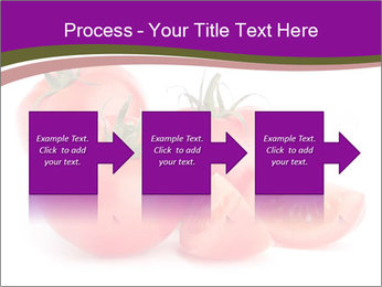 Tomato vegetables PowerPoint Template - Slide 88