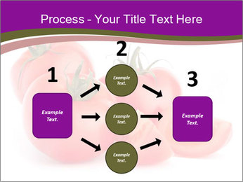 Tomato vegetables PowerPoint Template - Slide 92