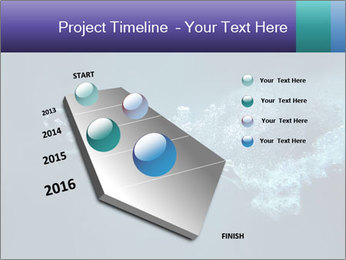 Professional swimmer PowerPoint Template - Slide 26
