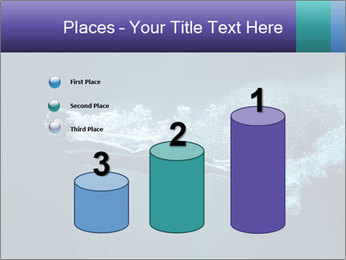 Professional swimmer PowerPoint Template - Slide 65