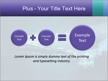 Professional swimmer PowerPoint Template - Slide 75
