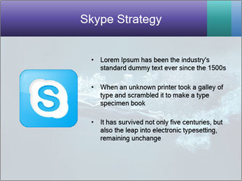 Professional swimmer PowerPoint Templates - Slide 8