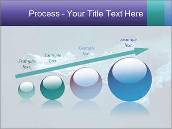 Professional swimmer PowerPoint Template - Slide 87