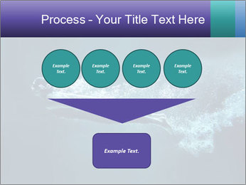 Professional swimmer PowerPoint Templates - Slide 93