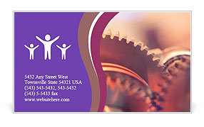 0000093318 Business Card Template