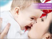 Happy mother PowerPoint Templates
