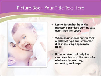 Happy mother PowerPoint Templates - Slide 13