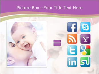 Happy mother PowerPoint Templates - Slide 21