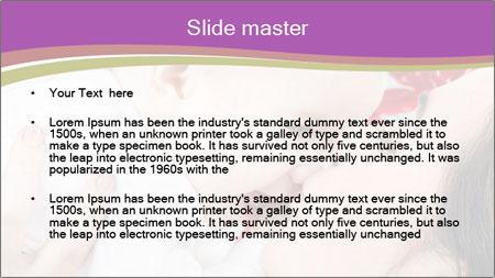 Happy mother PowerPoint Template - Slide 2