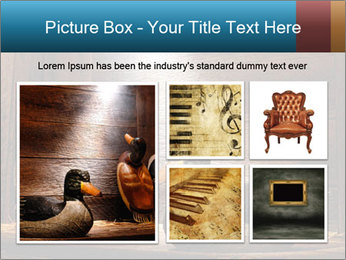 Wood hunting duck PowerPoint Templates - Slide 19