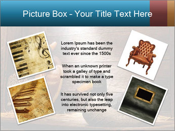 Wood hunting duck PowerPoint Templates - Slide 24