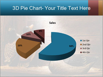 Wood hunting duck PowerPoint Templates - Slide 35