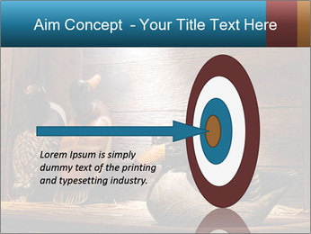 Wood hunting duck PowerPoint Templates - Slide 83