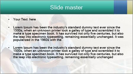 Nurse PowerPoint Template - Slide 2