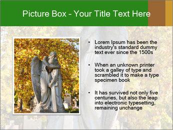 Sculpture of angels PowerPoint Templates - Slide 13