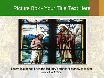 Sculpture of angels PowerPoint Templates - Slide 16