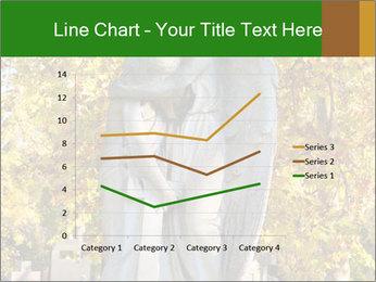 Sculpture of angels PowerPoint Template - Slide 54