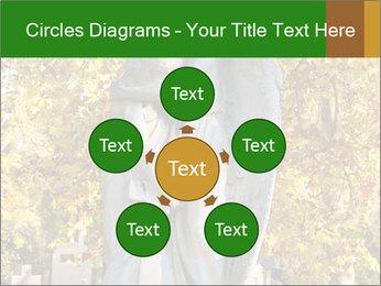Sculpture of angels PowerPoint Templates - Slide 78