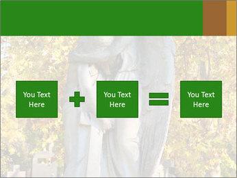 Sculpture of angels PowerPoint Templates - Slide 95