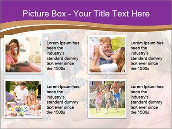 Parents PowerPoint Templates - Slide 14