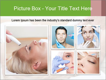 Cosmetic Treatment PowerPoint Template - Slide 19