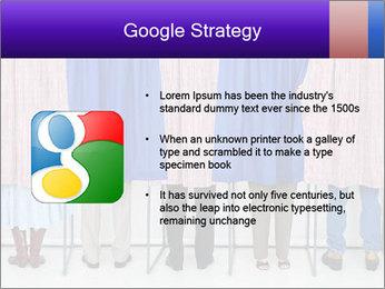 Women casting PowerPoint Template - Slide 10